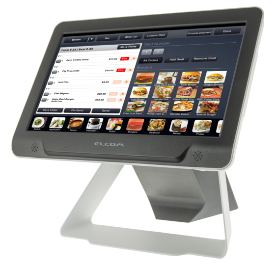 POS Bravo all in one PC